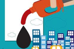 Scăderea preţului petrolului a fost ştirea anului 2014 după jumătate de deceniu de stabilitate