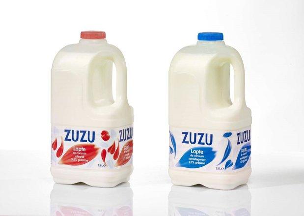 Efectul neaşteptat al bidonului de plastic pentru lapte de la Albalact. Ce s-a întâmplat cu Zuzu
