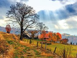 Zona din România cu obiective medievale incluse în patrimoniul cultural mondial care este vizitată de tot mai mulţi turişti străini