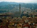 Domul şi Ponte Vecchio-ul din Florenţa, Italia