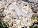 Muntele Acropolis şi Panteonul din Atena, Grecia