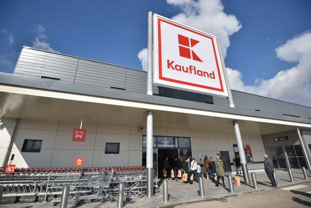 Cum arată noul magazin Kaufland din Bucureşti şi ce premieră aduce în Capitală - GALERIE FOTO