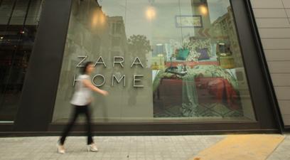 De ce a deschis Zara magazin la Unirea