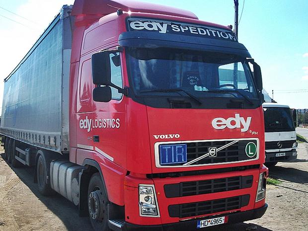 Omul care a detronat edy Spedition. A ajuns la afaceri de 90 milioane de euro cu 1.000 de camioane