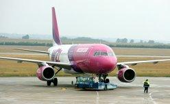 Wizz Air anunţă în premieră preţul mediu pe care îl practică pentru un bilet de avion