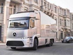 Transportul conectat în viziunea Daimler
