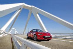 Mazda şi-a majorat vânzările cu 54%, cota de piaţă menţinându-se la 2,4%