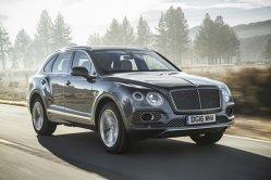 Bentley a înregistrat o creştere de 56% a vânzărilor în Europa