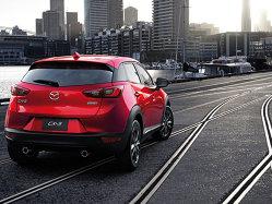 Vânzările Mazda în România au crescut cu 17% în primele trei luni din 2017