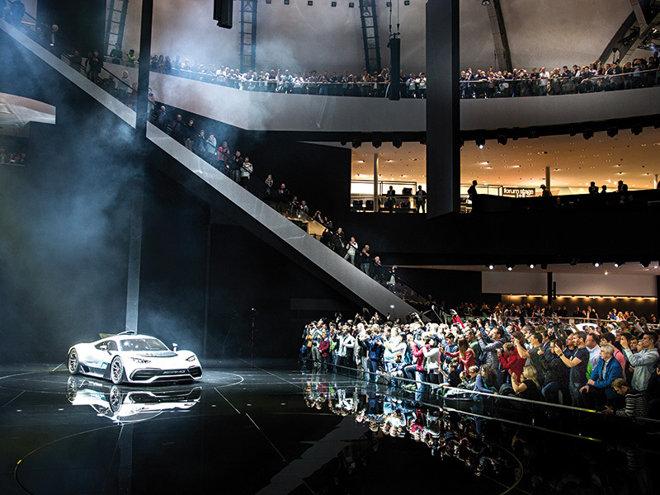 Salonul auto de la Frankfurt, aflat sub zodia conceptelor