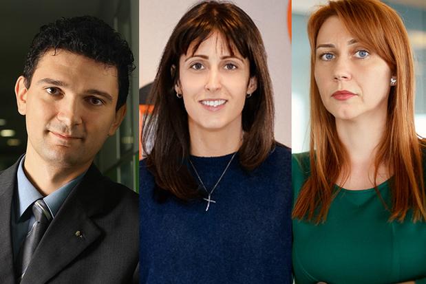 Cei trei tineri care concep ofertele pentru Orange, Vodafone şi Cosmote în România. Ei te-au determinat să alegi reţeaua în care eşti