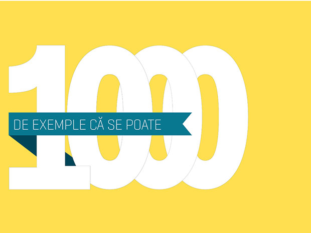 1.000 de exemple că se poate