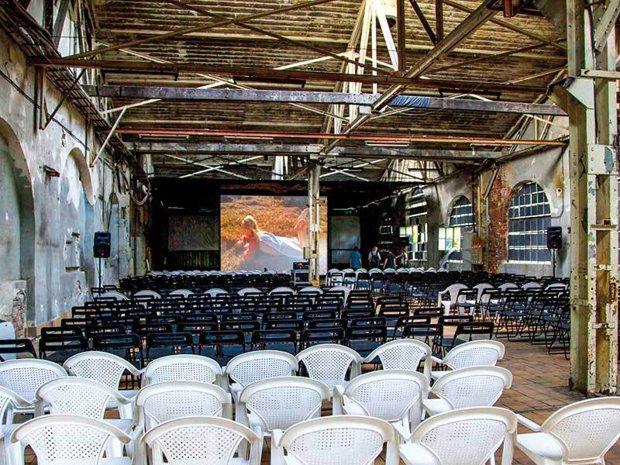 O fabrică fondată în 1877 s-a transformat într-un centru cultural inedit