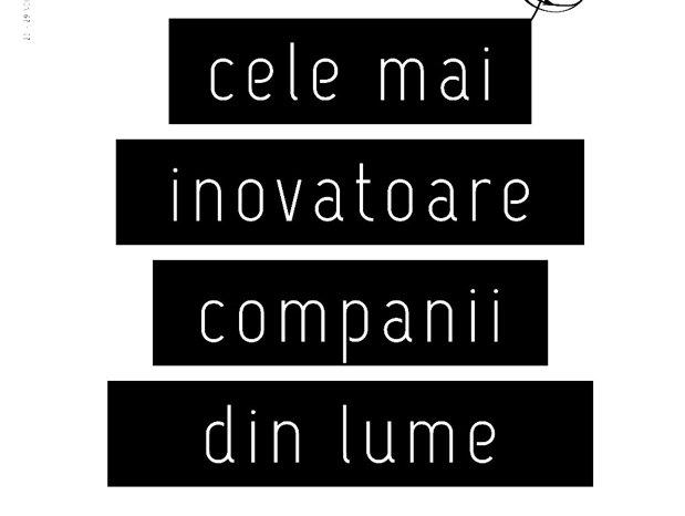Cele mai inovatoare companii din lume