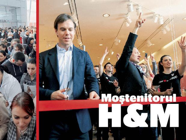 Cine este mostenitorul H&M - imperiul de 47 de miliarde de dolari cu peste 2.200 de magazine