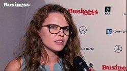 Tânăra care vinde produse româneşti corporatiştilor - VIDEO