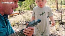 Fiul de 13 ani al lui Steve Irwin este unul dintre cei mai talentaţi fotografi ai lumii - VIDEO