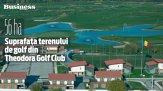 Cum arată şi unde se află cel mai mare teren de golf din România - VIDEO