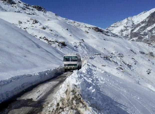 Drumurile zăpezii