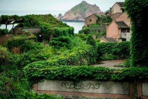 Houtouwan, satul-fantomă din China care a devenit atracţie turistică - VIDEO