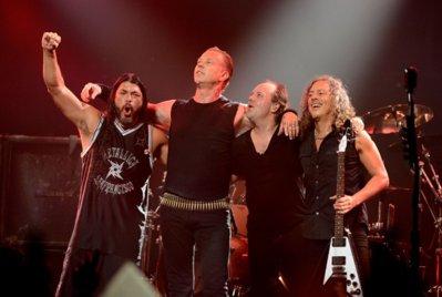 """Metallica îşi prezintă filmul """"Metallica: Through the Never"""" la Comic-Con"""