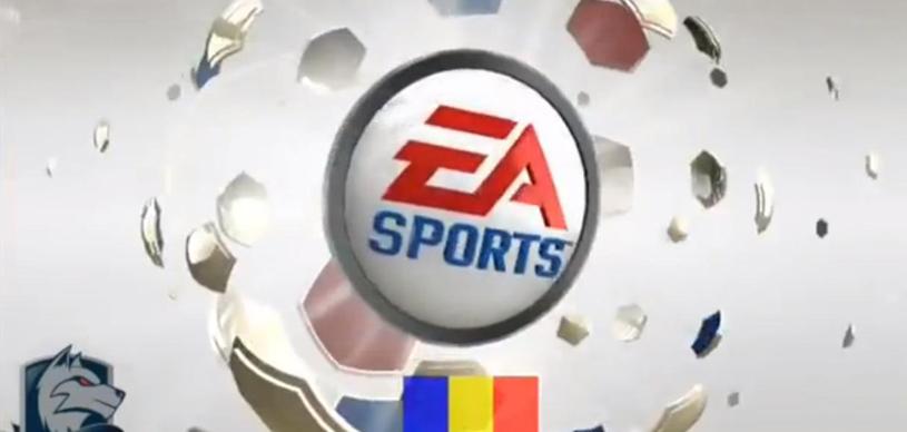 România a câştigat Campionatul European de FIFA 13