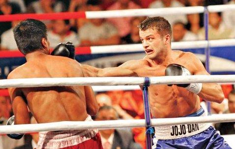 Jo Jo Dan va boxa cu italianul Leonard Bundu într-un meci eliminatoriu
