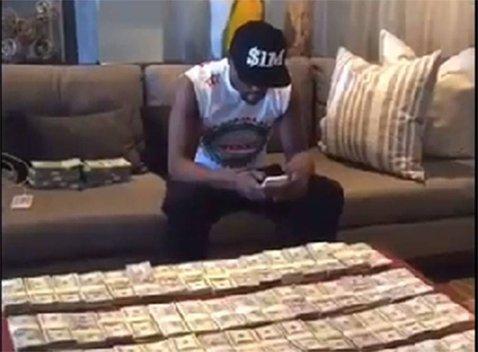 Mayweather a dat lovitura la pariuri. FOTO   Biletul care i-a adus 1,4 milioane de dolari
