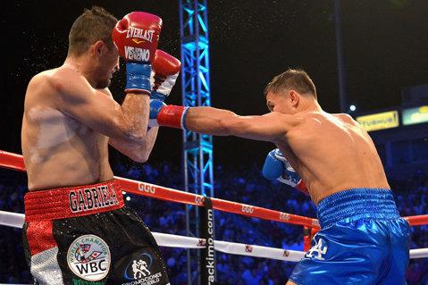 Ghenadi Golovkin l-a învins pe Rubio şi a obţinut centura WBC la categoria mijlocie