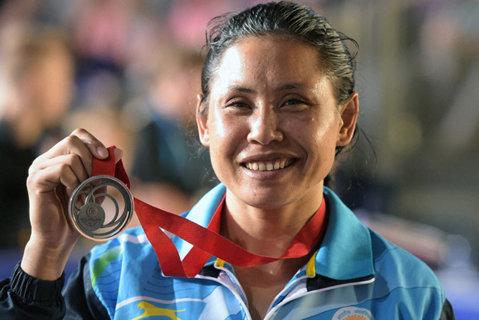 Pugilista indiană Sarita Devi, suspendată pentru că a refuzat medalia la Jocurile Asiei