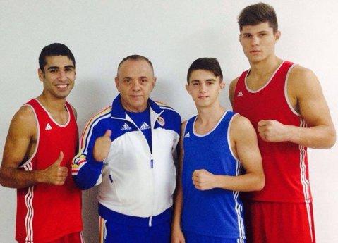 """Andrei Arădoaie, campion european de tineret la box. Semigreul de la Dinamo a venit la 12 ani în Bucureşti, din comuna Leţcani. """"Va fi noul Mircea Simon"""""""