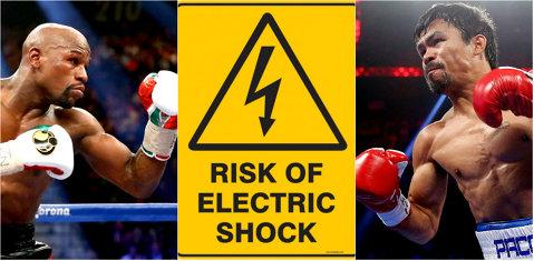 """Anunţ oficial în Filipine: """"Scoateţi frigiderele din priză, să-l vedem pe Pacquiao!"""". Compatrioţii lui Manny se pregătesc pentru o criză de curent electric fără precedent la ora meciului cu Mayweather"""