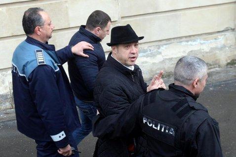 Rudel Obreja, condamnat la trei ani de închisoare cu executare pentru trafic de influenţă