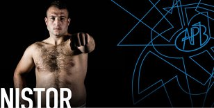 Mihai Nistor – primul boxer român calificat la JO de la Rio. Băcăuanul a devenit challenger la titlul mondial al categoriei supergrea - APB, după o victorie mare obţinută sâmbătă noapte la Marrakech