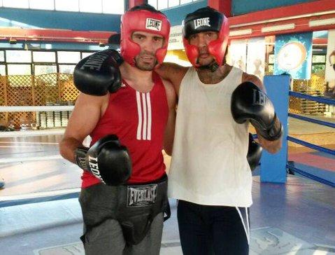 """Adversarul lui Bute se antrenează cu un român. Cătălin Paraschiveanu: """"E puternic, dar favorit este Lucian"""""""