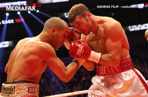 Lucian Bute - James DeGale, desemnat de IBF cel mai bun meci de box al anului 2015