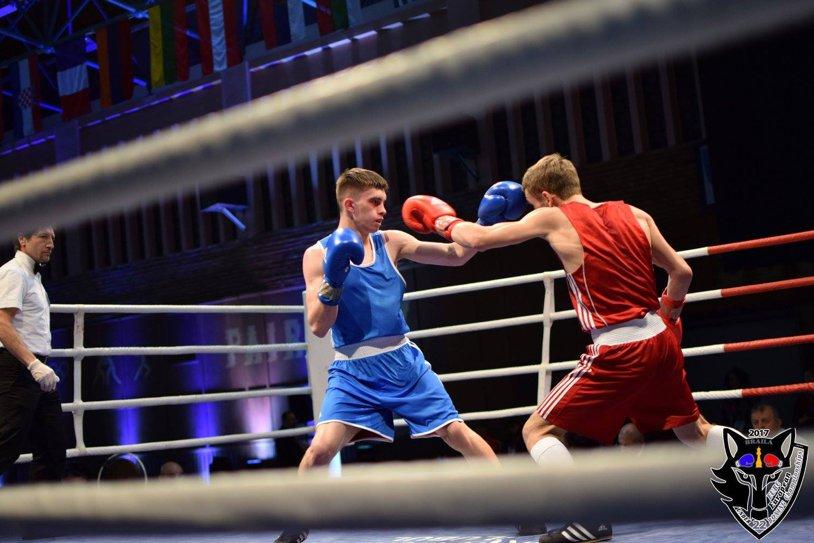 Boxul românesc şi-a asigurat două medalii la Europeanul U22 de la Brăila. Robert Jitaru şi Andrei Arădoaie sunt în semifinale