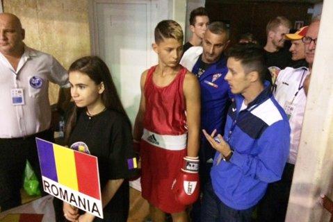 """Pumni de oţel la Râmnicu Vâlcea! 275 de boxeri din 30 de ţări la Europeanul de cadeţi. Vasile Cîtea: """"Cea mai numeroasă participare din istorie"""""""