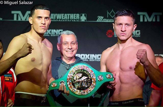 Noaptea magică a lui Ronald Gavril! Băcăuanul din echipa lui Floyd Mayweather se bate în Vegas cu americanul David Benavidez pentru centura de campion mondial WBC la supermijlocie