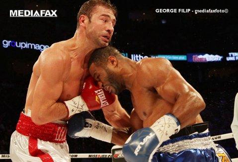 Revine Lucian Bute? Mai ceva ca Mayweather şi McGregor. Pugilistul român a fost provocat de un fost hocheist, care în prezent luptă în UFC