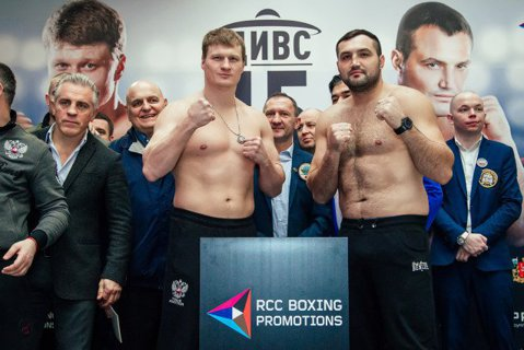 Cristian Ciocan înfruntă Leul alb al Rusiei, Alexander Povetkin, într-un meci eliminatoriu pentru titlul mondial WBA al greilor