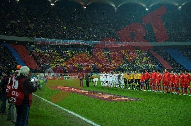 Stuttgart, un vis urât! Steaua s-a trezit DEASUPRA TUTUROR: roş-albaştrii au stabilit un RECORD greu de bătut în Europa League. Şi titanii din Ligă tânjesc la BORNA atinsă de români