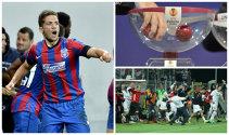 Tragere la sorţi Europa League. Grupă uşoară pentru Steaua: Dinamo Kiev, Rio Ave şi Aalborg. Astra, în grupă cu Salzburg, Celtic şi Dinamo Zagreb. AICI ai toate grupele