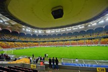 """Incredibil ce s-a întâmplat joi seară cu Naţional Arena, stadionul care a înghiţit peste 200 de milioane de euro din banii publici: """"Nu e posibil aşa ceva. Am ajuns rău de tot, frate"""""""