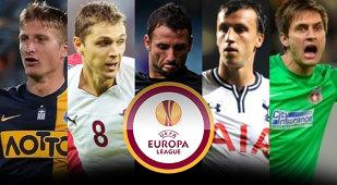 Declinul fotbaliştilor români în Europa: de la 17 jucători în 2005, la doar 7 stranieri în această ediţie de Europa League şi Liga Campionilor