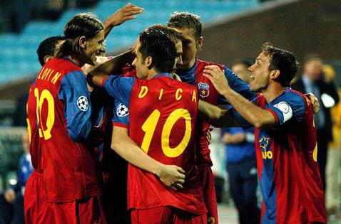"""Performanţa Stelei de la Kiev, punct de referinţă pentru UEFA: """"E un clasic al Europei"""" Cum este prefaţată partida de joi"""