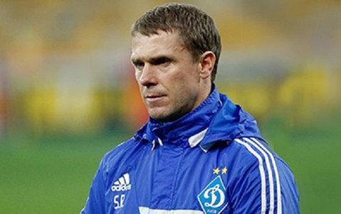 """Rebrov se teme de Steaua. """"Românii joacă un fotbal modern.  Îmi amintesc că am jucat împotriva lor în 2006 şi am pierdut la scor"""""""