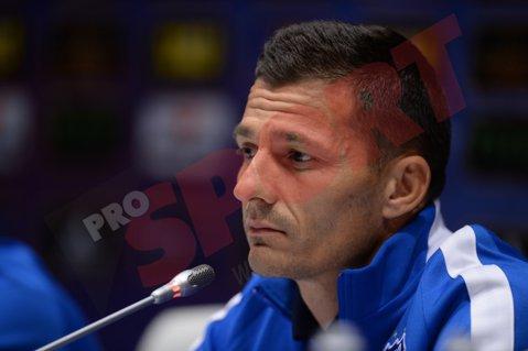 """Gâlcă: """"Ultima dată când Steaua a jucat la Kiev, a învins. Sperăm să repetăm scorul. M-a ajutat cu informaţii şi Mircea Lucescu"""". Ultimele informaţii despre Tănase"""