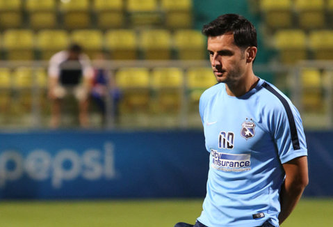 """Steaua şi-a lăsat """"talismanul"""" acasă. Dică nu a mers cu echipa la Kiev"""