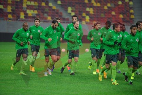 """Rio Ave vrea să facă un meci mare în România: """"Ştiu că jucătorii vor intra foarte motivaţi pe teren şi vor încerca să câştige cu Steaua"""""""
